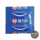 ถุงยางไซส์ใหญ่สุด 65 mm. Beilile XXXL Condom (1 ชิ้น)