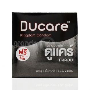 Ducare Kingdom 49 มม. (ถุงยางอนามัยดูแคร์ คิงดอม)