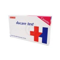Ducare Test Cassette (ที่ตรวจครรภ์ ดูแคร์ เทส คาสเซ็ท ชนิดหยด)