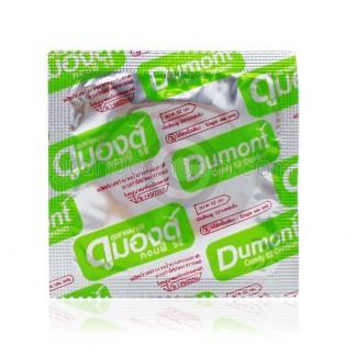 Dumont Comfy (ถุงยางอนามัยดูมองต์ คอมฟี่)