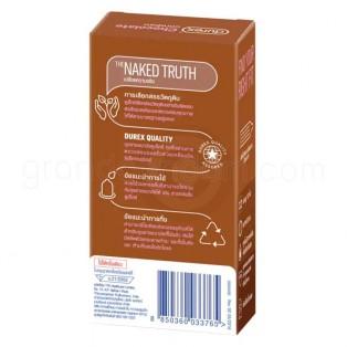 ถุงยางช็อคโกแลต (Durex Chocolate กล่องใหญ่ 12 ชิ้น)