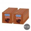 ถุงยางกลิ่นช็อคโกแลต ดูเร็กซ์ ช็อคโกแลต แพ็ค 12 กล่อง (36 ชิ้น)