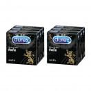 ถุงยางอนามัยดูเร็กซ์ คิงเท็ค 6 กล่อง (18 ชิ้น)