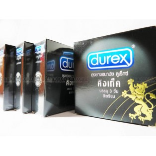 Durex Kingtex (ถุงยางอนามัยดูเร็กซ์ คิงเทค)
