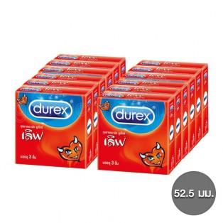ดูเร็กซ์ เลิฟ (Durex Love) 12 กล่อง (36 ชิ้น)