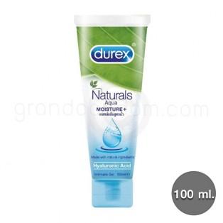 เจลหล่อลื่น Durex Naturals Aqua Moisture+ 100 ml.