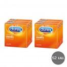 Durex Sensation (ถุงยางอนามัยดูเร็กซ์ เซนเซชั่น) 6 กล่อง (18 ชิ้น)