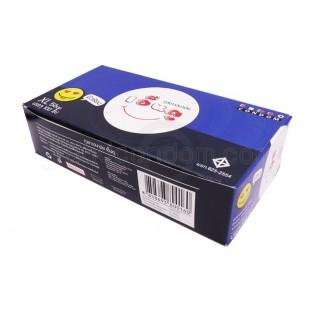 ถุงยางเอ็นดู XL 56 มม. ผิวเรียบ 1 กล่อง 100 ชิ้น