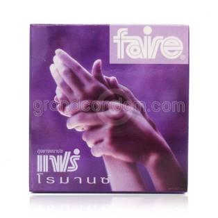 Faire Romance 49 มม. (ถุงยางอนามัยแฟร์ โรมานซ์)