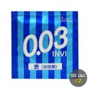 JEX 0.03 Cool (ถุงยางอนามัยเจ็กซ์ 003 คูล)