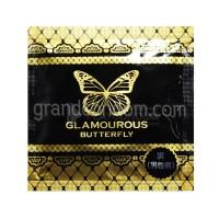 JEX Glamourous Butterfly Dot (ถุงยางอนามัยเจ็กซ์ แกลมเมอรัส บัทเทอร์ฟลาย ดอท)