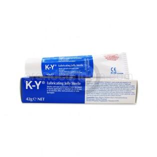 K-Y Gleitgel Steril 42 g. (เควาย ลูบริเคทติ้ง เจลลี่สเตอไรล์ 42 กรัม)