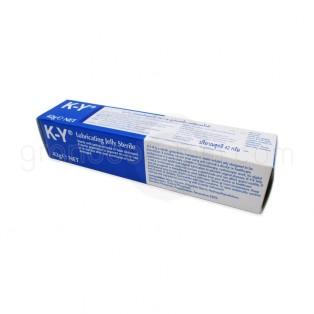 เควายเจล K-Y เจลหล่อลื่นสูตรน้ำ 42 กรัม (แพ็ค 3 กล่อง)