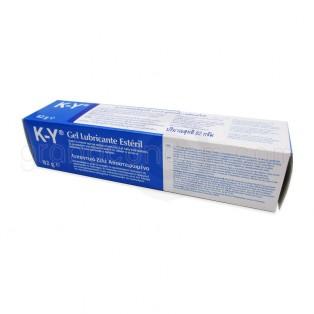 K-Y Gleitgel Steril 82 g. (เควาย ลูบริเคทติ้ง เจลลี่สเตอไรล์ 82 กรัม)