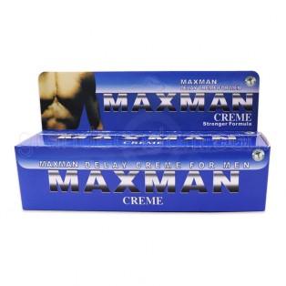 ครีมเพิ่มขนาด แม็กแมน (Maxman Delay Cream Original 60 g.)