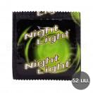 ถุงยางเรืองแสงอเมริกา Night Light Glow in The Dark 1 ชิ้น