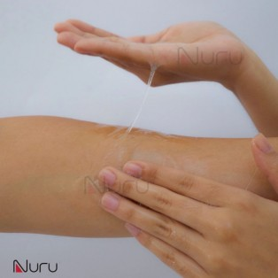 Nuru Platinum Gel 5 ml (นูรุเจลหล่อลื่นแบบซอง)