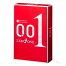 ถุงยางอนามัย 0.01 Okamoto 0.01 ถุงยางบางที่สุดในโลก (1 กล่อง 3 ชิ้น)