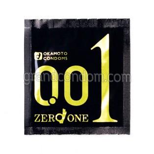 Okamoto 001 Zero One (ถุงยางอนามัยโอกาโมโต้ 001)