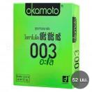 Okamoto 003 aloe (ถุงยางอนามัยโอกาโมโต 003 อะโล)