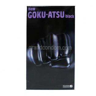 Okamoto Goku-Atsu Black (ถุงยางอนามัยโอกาโมโต้ โกคุ อัทสุ แบล็ค)