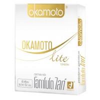 Okamoto Lite (ถุงยางอนามัยโอกาโมโต ไลท์)