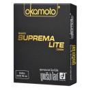Okamoto Suprema Lite (ถุงยางอนามัยโอกาโมโต ซูพรีมา ไลท์)