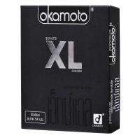 Okamoto XL 54 มม. (ถุงยางอนามัยโอกาโมโต เอ็กซ์ แอล)