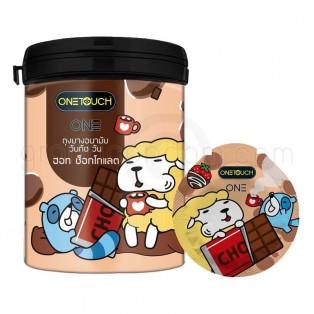 One Touch ONE Hot Chocolate (วันทัช วัน ฮอท ช็อกโกแลต 12 ชิ้น)