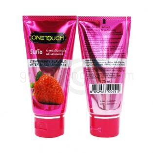 One Touch Personal Strawberry Gel (วันทัช สตรอเบอร์รี่ เจล)