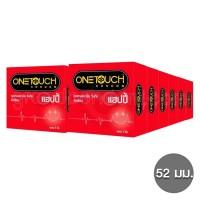ถุงยางอนามัย One Touch Happy วันทัช แฮปปี้ (12 กล่อง 36 ชิ้น)