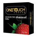 One Touch Strawberry (ถุงยางอนามัยวันทัช สตรอเบอรี่)