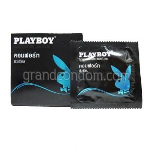 Playboy Comfort (ถุงยางอนามัยเพลย์บอย คอมฟอร์ท)