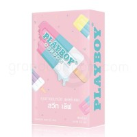 Playboy Condom Sweet Love (ถุงยางอนามัยเพลย์บอย สวีท เลิฟ กล่องใหญ่ 6 รส 12 ชิ้น)