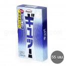 ถุงยางลอนคลื่น Sagami 6 Stages Tight-Fit (1 กล่อง 12 ชิ้น)
