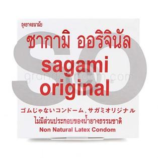 Sagami Original 0.02 - M size (ซากามิ ออริจินอล)