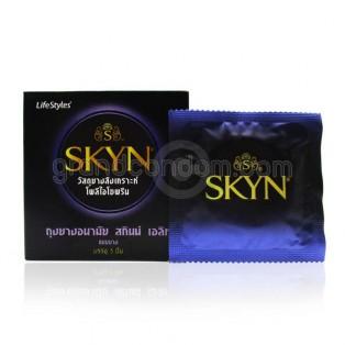 LifeStyles SKYN Elite (ถุงยางอนามัยไลฟ์สไตล์ สกินน์ เอลิท)